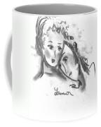 Mother Daughter Coffee Mug