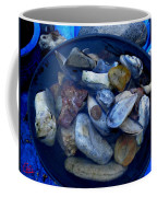Mother Earth Stones Reloeding Fullmoon Energy In Ice Cold Water Coffee Mug