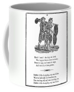 Mother Goose, 1833 Coffee Mug