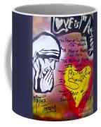 Mother Theresa Fruits Coffee Mug
