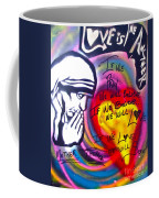 Mother Theresa Praying Coffee Mug