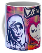 Mother Theresa Service Coffee Mug