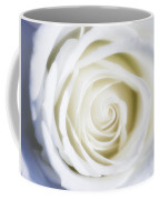 Mother's White Rose Coffee Mug
