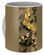 Moths Coffee Mug