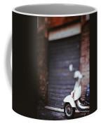 Motor Scooter Coffee Mug by Joana Kruse