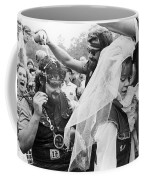 Motorcycle Club Wedding Coffee Mug by Granger