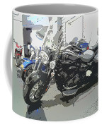 Motorcycle Ride - Three Coffee Mug