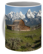 Moulton Barn - Grand Tetons Coffee Mug