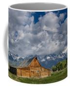 Moulton Barn Morning Coffee Mug