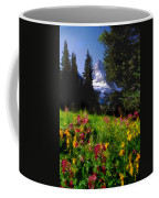 Mount Assiniboine Coffee Mug