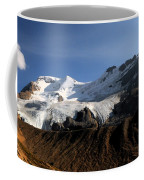 Mount Athabasca From The Columbia Icefields Coffee Mug