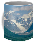 Mount Deborah And Hess Mountain Coffee Mug