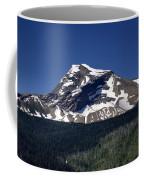 Mount Geduhn Livingston Range Glacier National Park Usa Coffee Mug