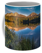 Mount Lassen Reflecting 2 Coffee Mug