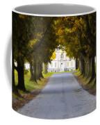 Mount Pleasant In Autumn - Philadelphia Coffee Mug