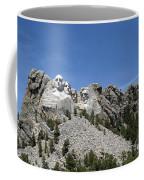 Mount Rushmore Full View Coffee Mug