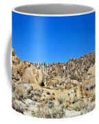 Mount Whitney Gardian Coffee Mug