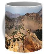 Mountain Climber Coffee Mug