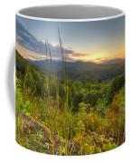 Mountain Evening Coffee Mug