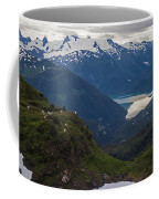 Mountain Flock Coffee Mug by Mike Reid