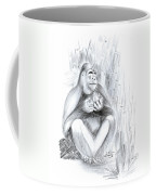 Mountain Gorilla 02 Coffee Mug