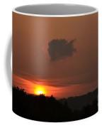 Mountain High Sunrise Coffee Mug