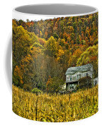 Mountain Home Painted Coffee Mug