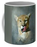 Mountain Lion Coffee Mug