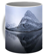 Mountain Mirror Coffee Mug
