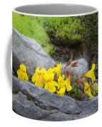 Mountain Monkey Flower Coffee Mug