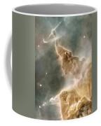 Mountain Of Cold Hydrogen Coffee Mug