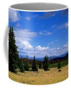 Mountain Top Landscape II Coffee Mug