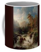 Mountain Torrent Smaland Coffee Mug