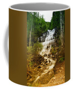 Mountain Waterfall Coffee Mug