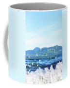 Mountain Waves Coffee Mug