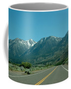 Mountains Ahead Coffee Mug