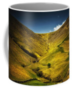 Mountains And Hills Coffee Mug