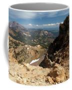 Mountains At Lassen Coffee Mug