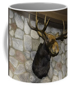 Mounted Moose Coffee Mug
