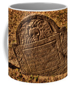 Mountfort - Granary Burying Ground - Greeting Card Coffee Mug