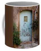 Mouse Door Coffee Mug