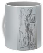 Movement Study Coffee Mug