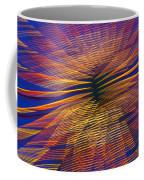 Moving Abstract Lights Coffee Mug
