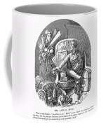 Moving Day, 1870 Coffee Mug