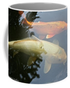 Mr And Mrs Koi Coffee Mug