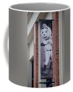 Mr Met Coffee Mug by Rob Hans