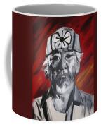 Mr. Miyagi Coffee Mug