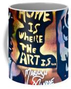 Ms. Marilyn Coffee Mug