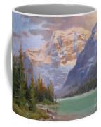Mt Edith Cavell Jasper Coffee Mug
