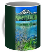 Mt Lassen Coffee Mug